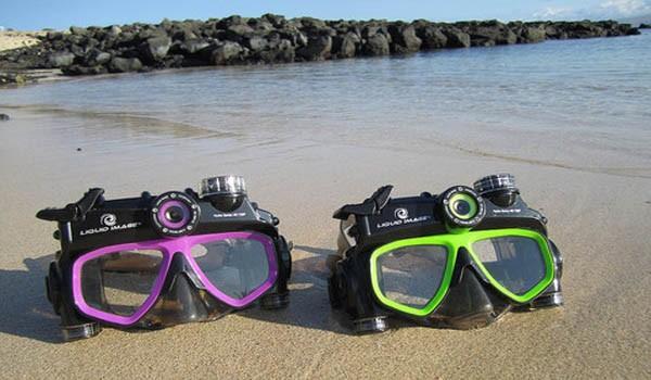 gafas de bucear con cámara hydra