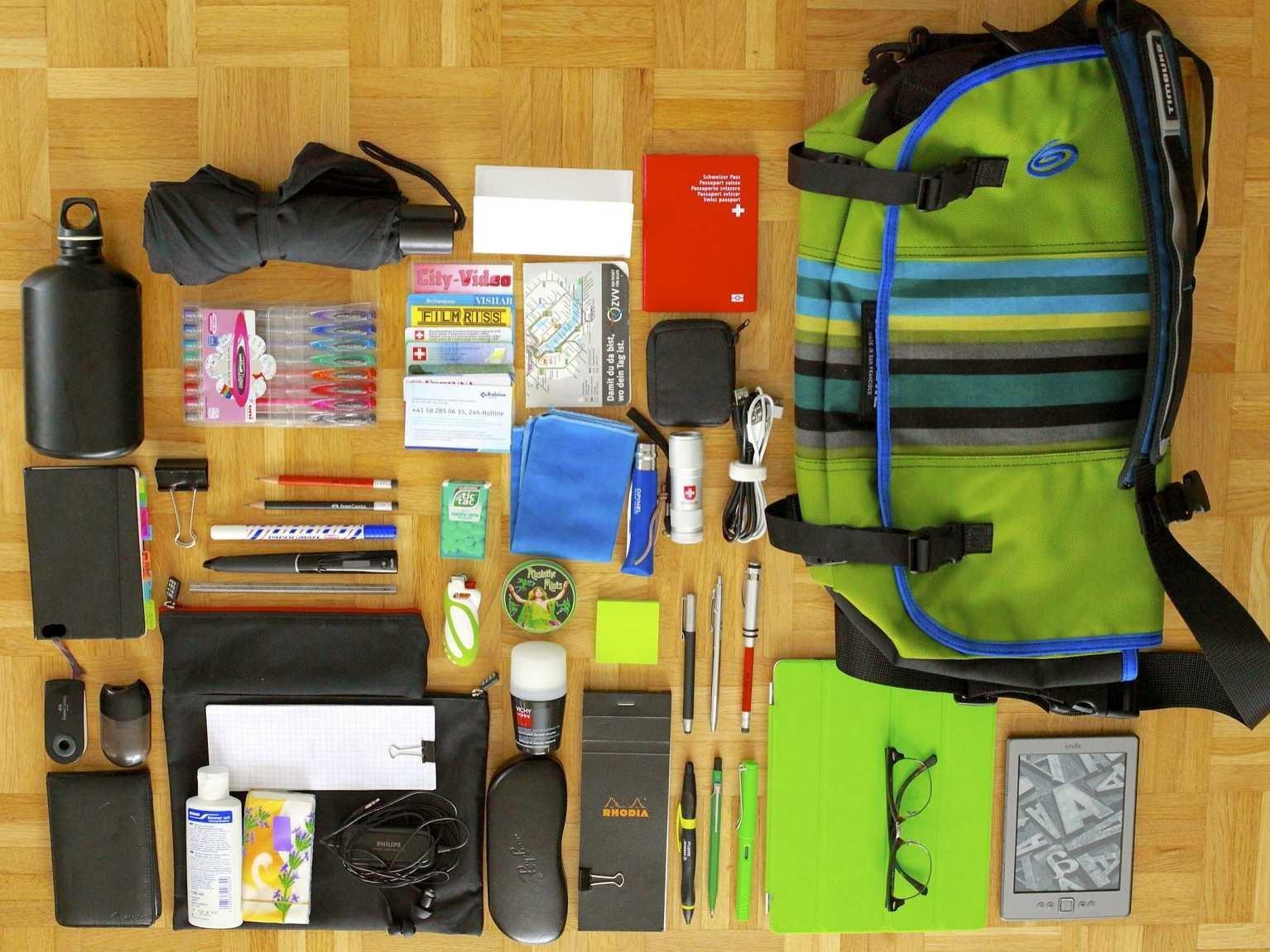 Resultado de imagen para travel items