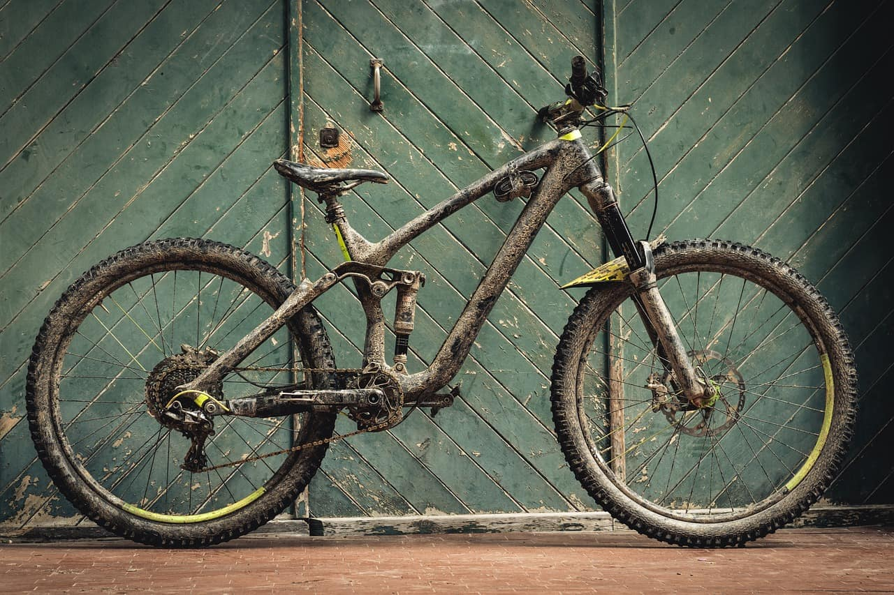 enduro mountain bike for heavy riders