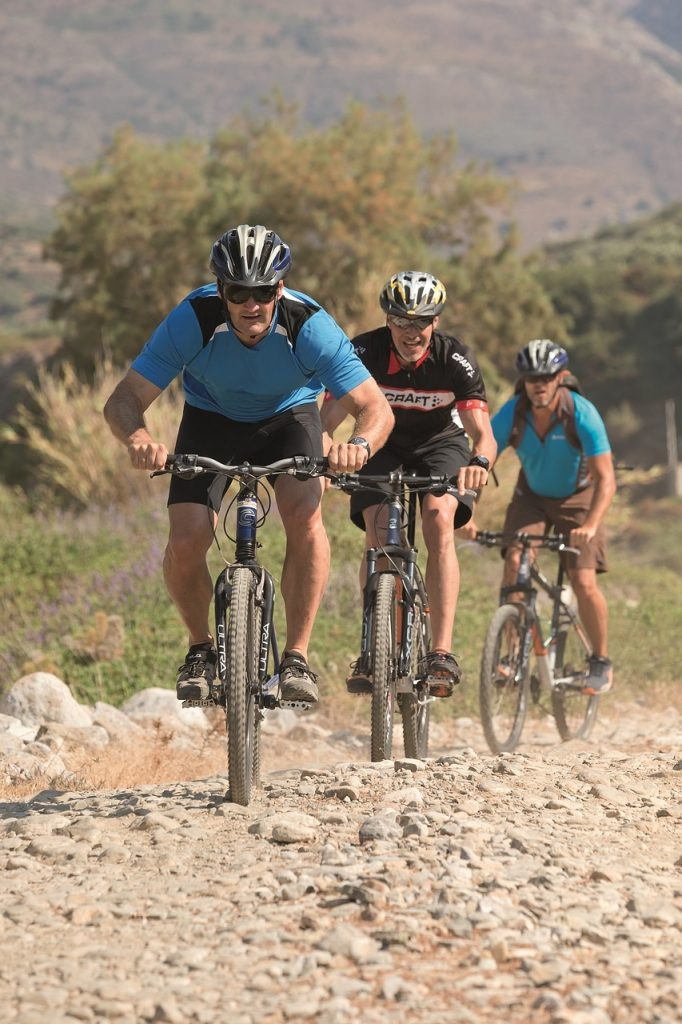 cross country mountain bike
